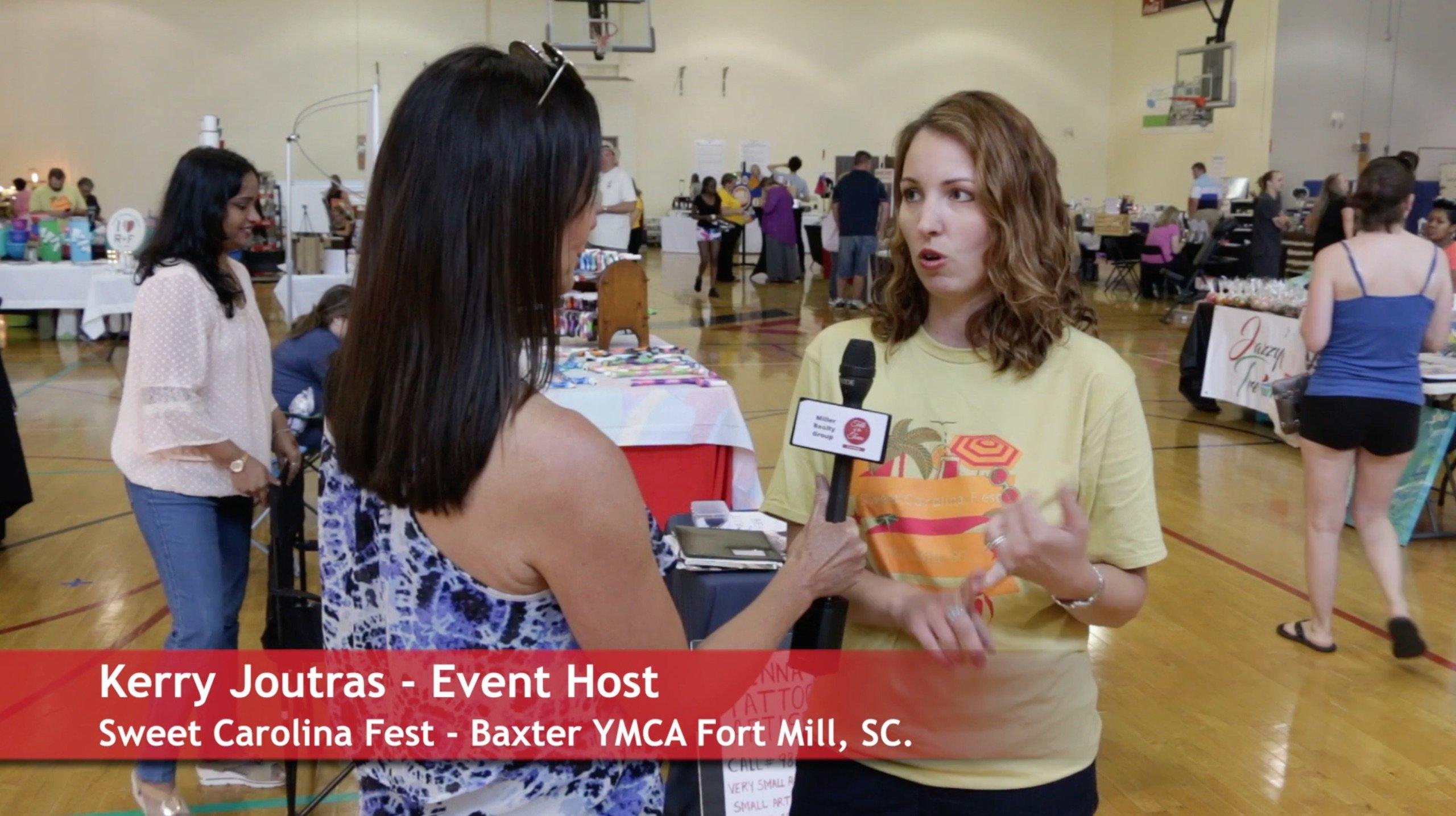 Sweet Carolina Fest @ Baxter YMCA