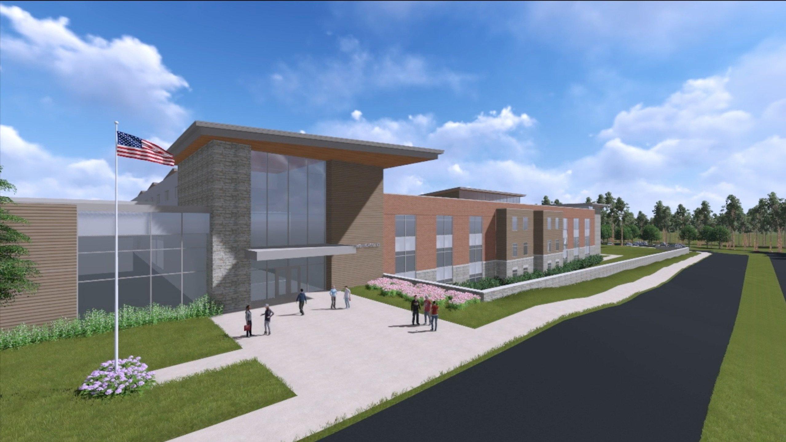 Catawba Ridge High School Virtual Tour