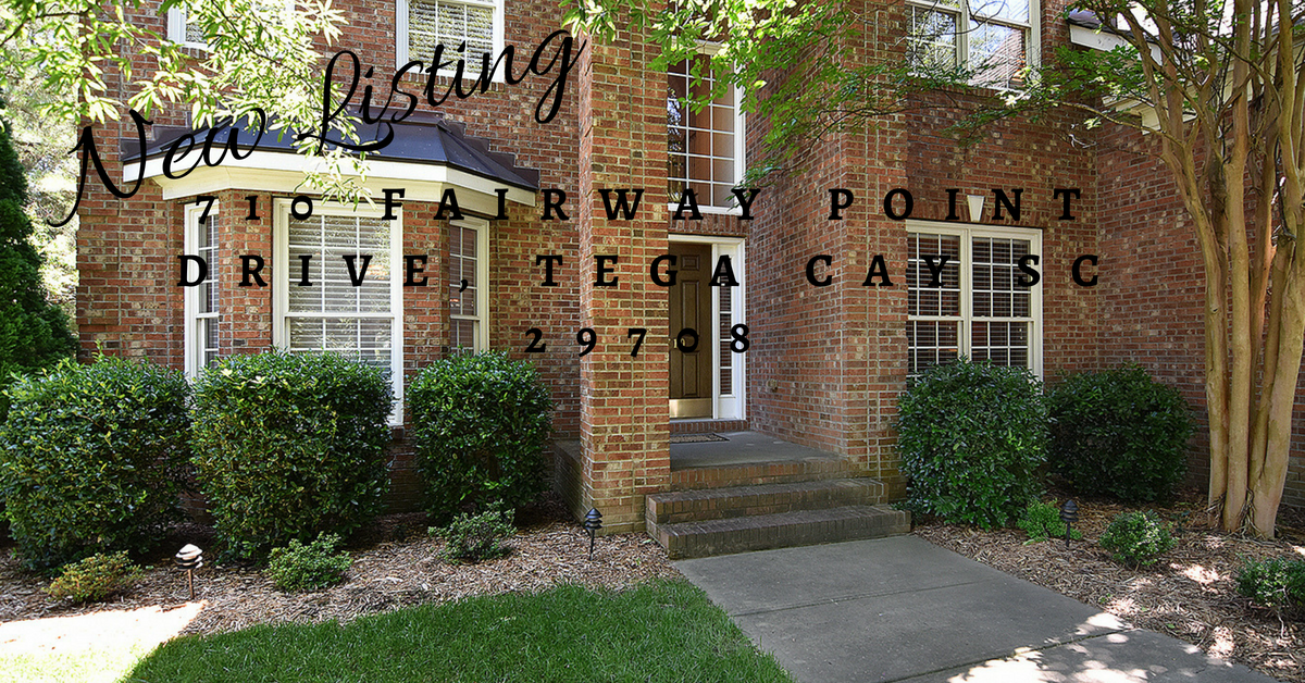 710 Fairway Point Drive, Tega Cay SC 29708 ~ Open House Sat/Sun 1PM-3PM
