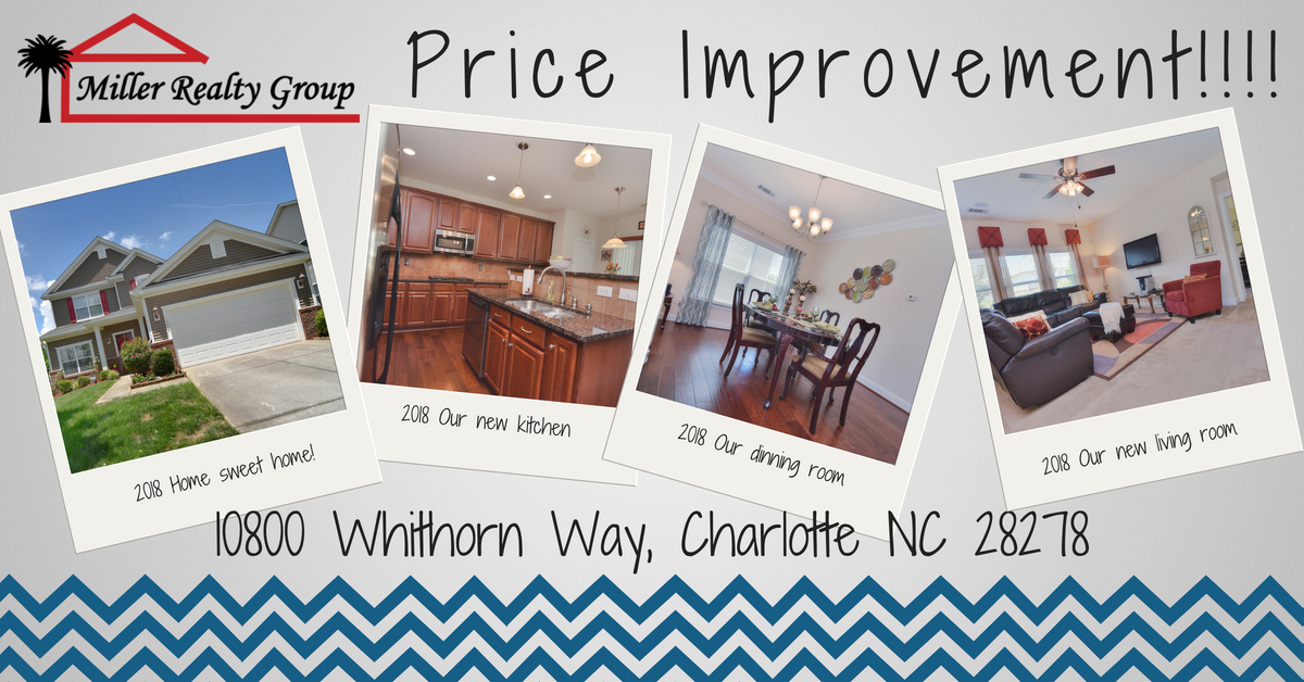 10800 Whithorn Way, Charlotte NC 28278 ~ Open House Saturday, from 1PM – 3PM