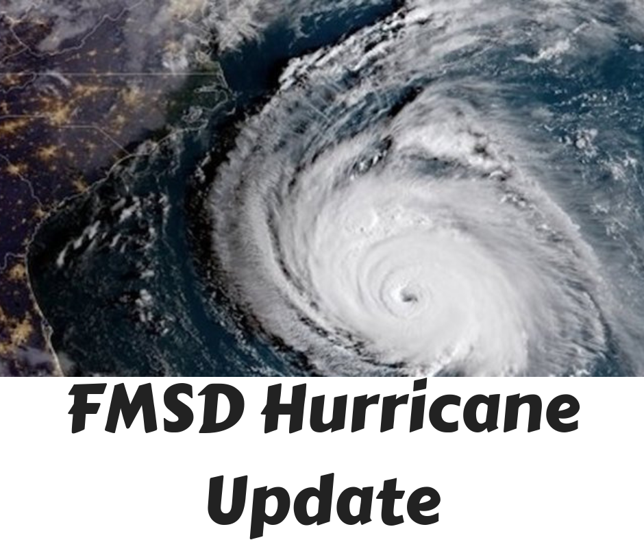 Fort Mill School District Hurricane Florence Update
