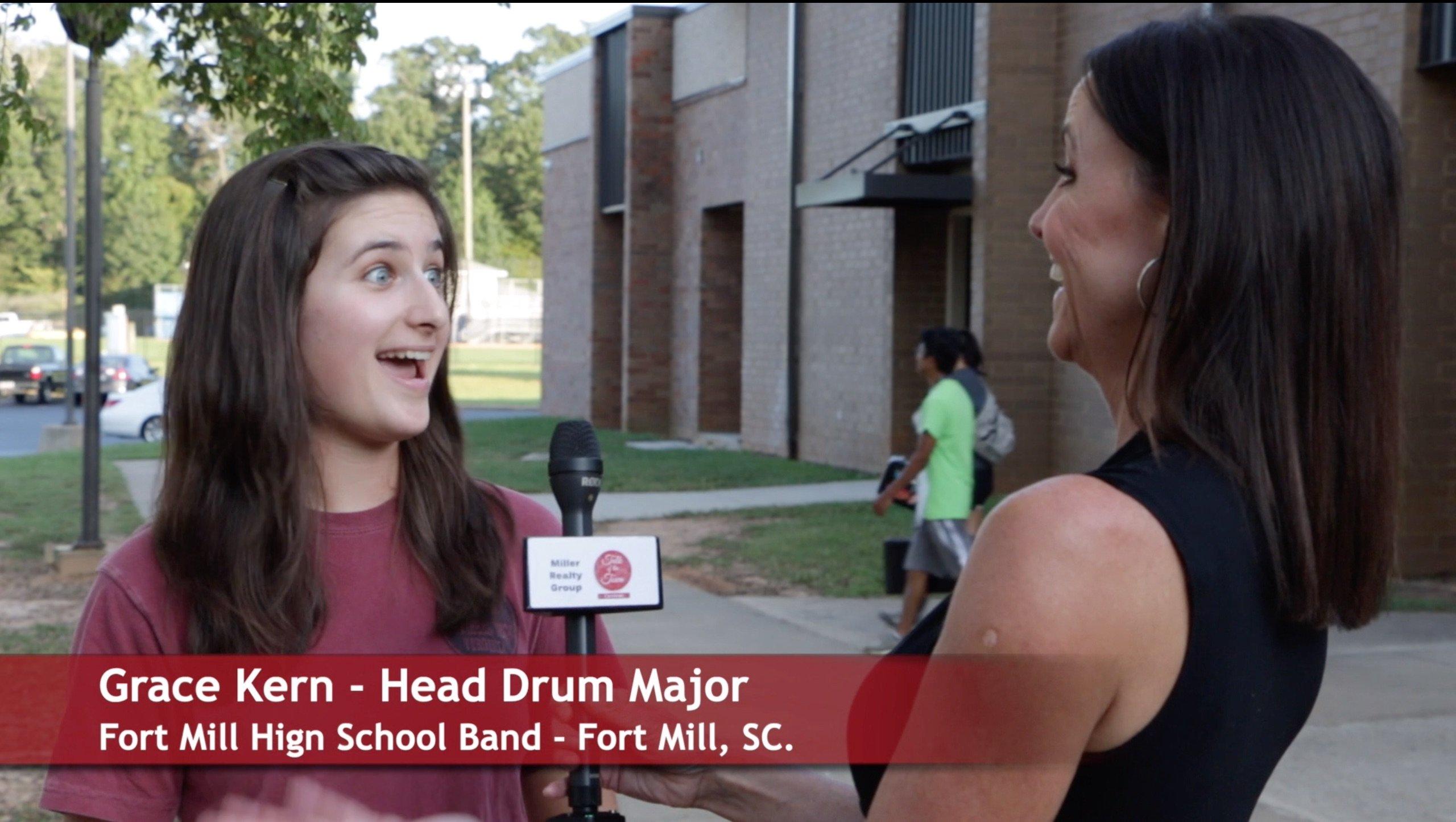 Fort Mill High School Band Bridge To Britain