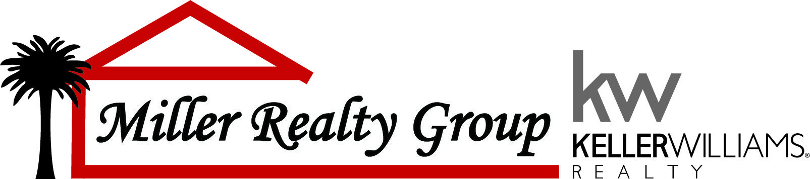 Miller Realty Group with Keller Williams Logo